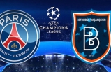 PSG-Medipol Başakşehir maçı 9 Aralık Çarşamba akşamı kaldığı yerden devam edecek