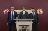 """CHP'den istifa eden Çelebi: """"CHP yönetimindeki keyfiyet kan kusup kızılcık şerbeti içmemize neden oldu"""""""