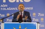 AK Parti Genel Başkan Yardımcısı Özhaseki, partisinin Ağrı kongresinde konuştu: