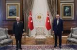 Cumhurbaşkanı Erdoğan ile MHP Genel Başkanı Bahçeli'nin görüşmesi sona erdi
