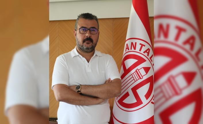 Antalyaspor'dan TFF Yönetim Kurulu Üyesi Hasan Akıncıoğlu'na tepki