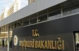 Dışişleri Bakanlığı, YPG/PKK'nın Afrin'deki bir hastaneye gerçekleştirdiği terör saldırısını şiddetle kınadı