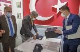 Van'da şehit polis anısına kütüphane açıldı
