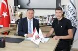 Hatayspor, defans oyuncusu Fatih Kuruçuk'u transfer etti