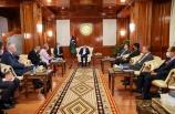 Libya Başbakanı Dibeybe, Avrupalı yetkililerle göç sorununu görüştü