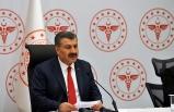 """Sağlık Bakanı Koca'dan """"Kovid-19 tedbirlerine uyalım, aşımızı bir an evvel olalım"""" çağrısı"""