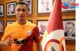 """Galatasaray'ın yeni transferi Morutan: """"Elimden gelenin en iyisini ortaya koyacağım"""""""