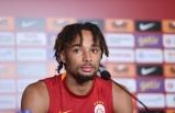 Sarı-kırmızılı futbolcu Sacha Boey: İlk hedefimiz Avrupa'da oynamak. Bunun için maçı iyi bir şekilde bitireceğimizi düşünüyorum