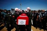 Şehit Astsubay Çavuş Yılmaz Tuncer Kırşehir'de son yolculuğuna uğurlandı
