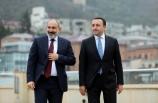 Gürcistan Başbakanı Garibaşvili ve Ermenistan Başbakanı Paşinyan, bölgesel iş birliğini görüştü