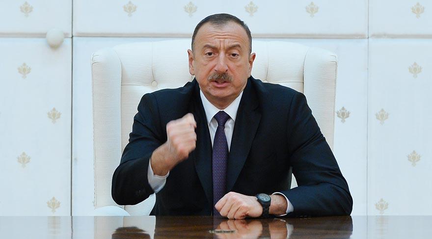 """Aliyev: """"Azerbaycan halkı bu seçimlerde istikrara, güvenliğe, kalkınmaya ve gelişmeye oy verdi"""""""