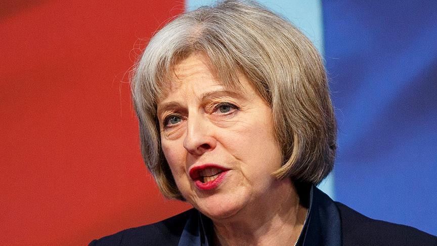 İngiltere Başbakanı May, Ürdün'de