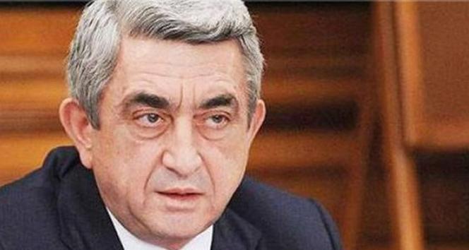 Ermenistan Başbakanı Sarkisyan istifa etti