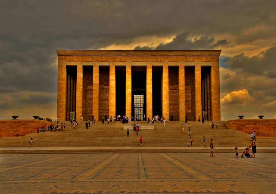 Anıtkabir'i ocak ayında 262 bin kişi ziyaret etti