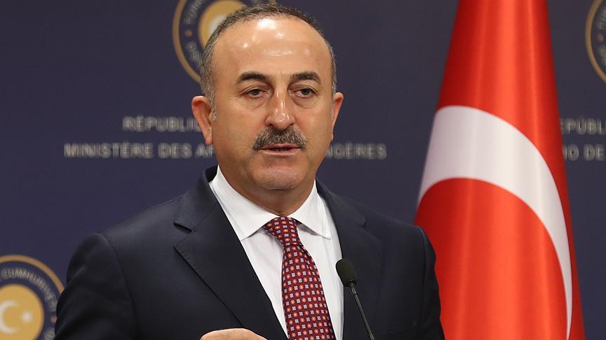Dışişleri Bakanı Çavuşoğlu: PKK'lılar Evet çıkarsa biz bittik diyorlar telsizlerden