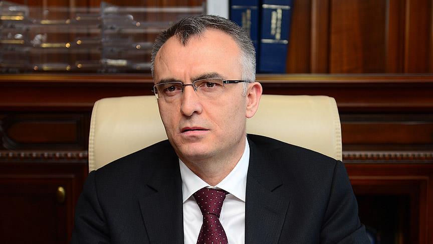 Maliye Bakanı Ağbal: Türkiye, önceki dönemlerden daha güçlü olmalı