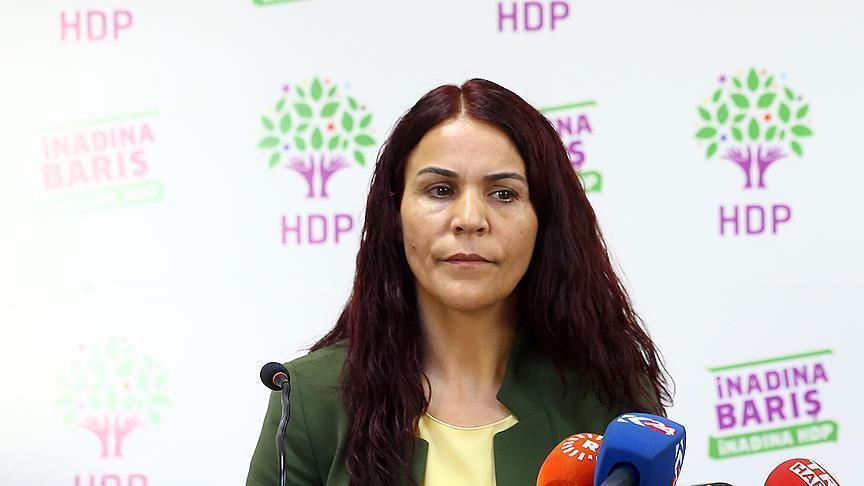 Eski HDP Siirt Milletvekili Besime Konca hakkında yakalama kararı