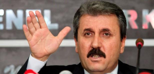 Destici: Hollanda kim ki Türkiye Cumhuriyeti Bakanının kendi konsolosluğumuza sokmayacak