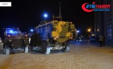 Siirt'te yol kontrolü yapan güvenlik güçlerine saldırı: 1 şehit
