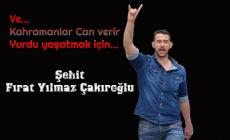 Şehit Fırat Çakıroğlu'nun katiline ağırlaştırılmış müebbet cezası