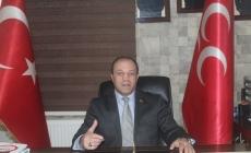 """MHP Erzurum il Başkanı'ndan """"İstifa"""" balonuna tokat gibi cevap"""