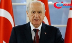 MHP Lideri Bahçeli: Allah ordumuzu muvaffak etsin
