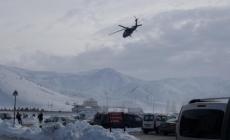 Bitlis'te operasyondaki askerlerin üzerine çığ düştü: 5 şehit, 12 yaralı