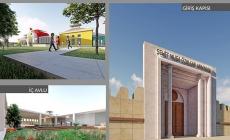 MHP Lideri Bahçeli'nin, şehit Özalkan adına Telafer'de yaptıracağı anaokulunun projesi tamamlandı