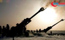 TSK ve ÖSO, Afrin'in batısındaki Sarı Uşağı ve Rahmanlı köylerini teröristlerden temizledi