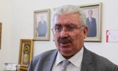 """MHP'li Yalçın: Cumhurbaşkanlığı Hükümet Sistemi, iki sütun üzerine oturmuş millî ve yerli kavram olarak bir """"Ay Yıldız Yönetimi""""dir"""