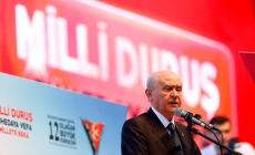 MHP Lideri Bahçeli'den teşkilatlara teşekkür mesajı: Yerimiz Türk milletinin yanı, yurdumuz Türk vatanıdır