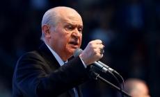 MHP Lideri Bahçeli: Milliyetçi Hareket ebedi vatan nöbetindedir.