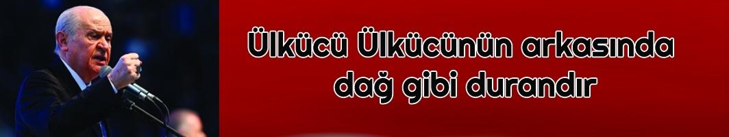 MHP Lideri Bahçeli: Cumhur İttifakı Milli Mücadele ruhuyla Türkiye'ye tuzak kuranları şaşkına çevirecektir