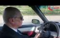 MHP Lideri Bahçeli, başkent caddelerinde klasik arabasıyla tur attı