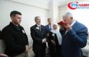 Başbakan'dan, şehit polisin ailesine ziyaret