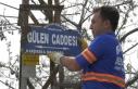 Başkentte 'Gülen' isimli cadde ve sokak...
