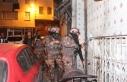İstanbul'da helikopter destekli uyuşturucu...