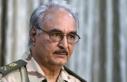 Öldüğü iddia edilen darbeci General Hafter Mısır'dan...