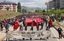 Tunceli'de 4 bin kişi 57'nci Alay için...