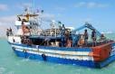 Atlas Okyanusu'nda mahsur kalan göçmenler kurtarıldı