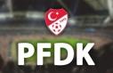 Galatasaray, Beşiktaş ve Başakşehir PFDK'ya...