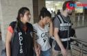 Ofis basan kızlardan 2'si tutuklandı