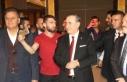 Mustafa Cengiz, Konya'da Galatasaraylı taraftarlarla...