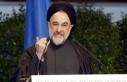 """İran'da eski Cumhurbaşkanı Hatemi: """"Halk..."""