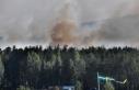 İsveç orman yangınlarıyla mücadele ediyor