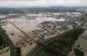 Japonya'daki sel felaketinde ölenlerin sayısı...