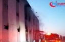 Fabrikadaki yangında 2 işçi öldü