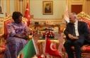 TBMM Başkanı Yıldırım Zambiya Cumhurbaşkanı...