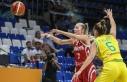 A Milli Kadın Basketbol Takımı, Avustralya'ya...