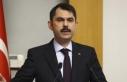 Çevre ve Şehircilik Bakanı Kurum: Birinci büyük...